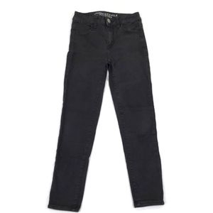American Eagle Outfitters AEO Hi-Rise Jegging Crop